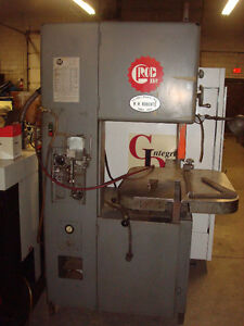 Grob Vertical Band SAw