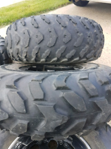 ATV or Side by Side tires