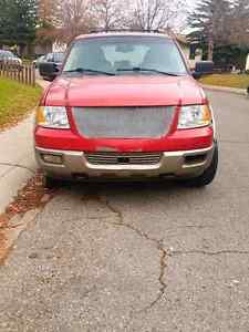 2003 Ford Expedition Eddie Bauer cheap $3000