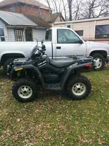 well maintained - 2011 Can Am ATV