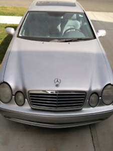 2000 Mercedes Benz CLK 430