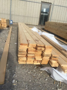 """1"""" x 4"""" Straight Tongue and Groove Pine - LUMBER OUTLET"""