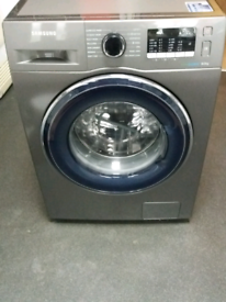 Samsung eco bubble 8kg washing machinespares or repair