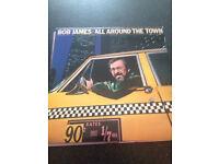 Collection of Bob James Vinyls