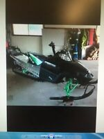 2011 Arctic Cat M8 153""
