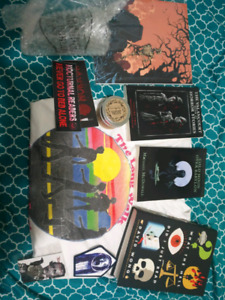 Nocturnal Readers Box