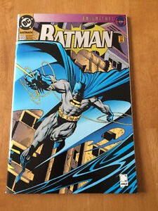 Batman issue 500 (Oct 1993) - special edition cover - like new