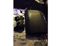 PS3 slim 500GB - Perfect Condition Full Working Order