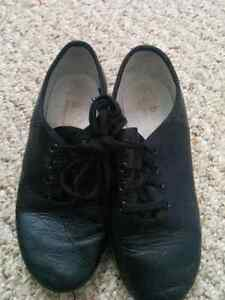 Black Jazz Shoes Strathcona County Edmonton Area image 1