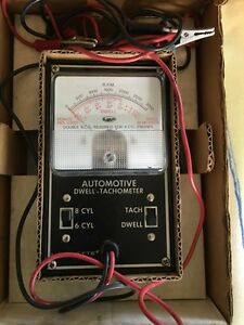 Automotive Dewell and Tachometer West Island Greater Montréal image 1