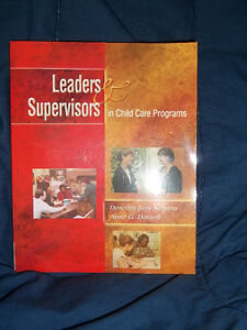 Leaders & Supervisors in Child Care Programs