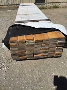 2x6 Pine V-Joint T&BUNDLE - LUMBER CLEAROUT