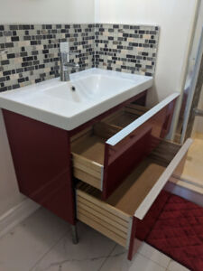 Bathroom Vanity - $220