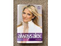 Alex Best - autographed Book.