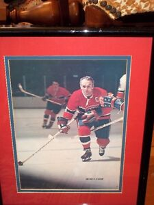Collectible picture of Henri Richard