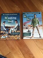 Breaking bad season 1 & season 2
