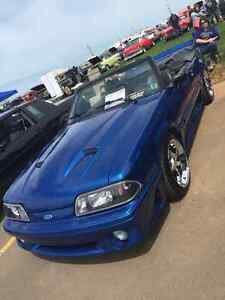 1992 Ford Mustang GT Convertible MUST SEE