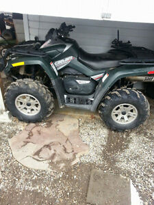 2008 Can Am Outlander 650XT - Must sell