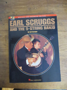Earl Scruggs and the 5-String Banjo: Revised and Enhanced Ed.