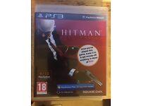 Hitman - Playstation 3