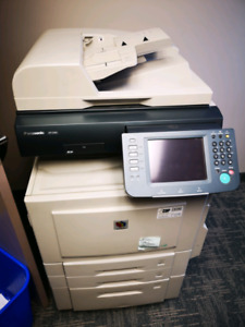 Panasonic dp-c262 for sale color copier/ printer