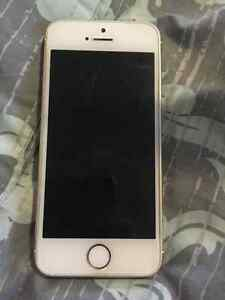 Gold iPhone 5S (16GB) for sale!