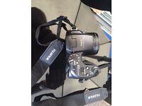 Fuji fine pix S1500 10mp digital bridge camera