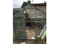 Greenhouse free for collection
