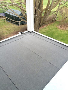 Flat Roof leaking? Let us help you, protect your investment! London Ontario image 9