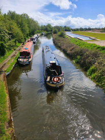 Narrowboat Share for sale in Rugby