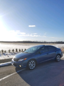 2012 CIVIC SI payment take over