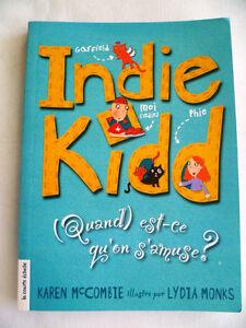 Indie Kidd...8 livres Québec City Québec image 9