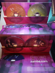 Zumba Exercise set with weights