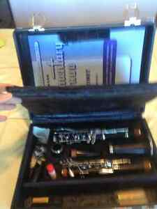 Signet Special Clarinet, Case, Cleaning equipment, Reeds Peterborough Peterborough Area image 2