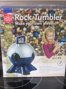 Rock Tumbler and Refill Pack, Mastermind Toy Store