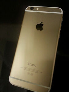 IPHONE 6 64GB GOLD - TELUS / KOODO