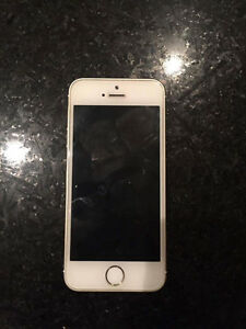 IPhone 5s,16 gb, white/gold