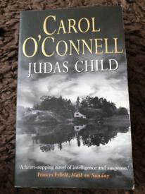 Carol O'Connell book