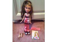 Bratz Yasmin doll set