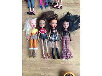 Bratz doll collection