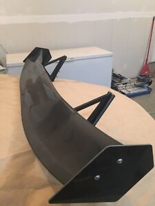 """59 1/2"""" carbon fiber wing"""