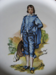 Blue Boy - Gainsborough Serving Plates (Ironstone)