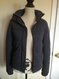 Roots coat jacket j crew vest aritzia lululemon canada goose