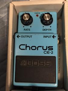 Boss chorus Ce 2 Taiwan