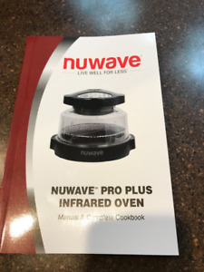 NuWave Pro Plus Infared Oven.. New in box