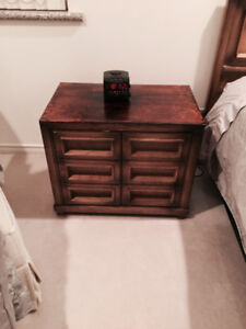 Hallmark Bedroom Set -5 pieces