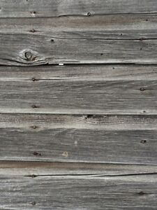 Authentic Barn Board For Sale!!!