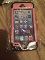 Luxury pink iPhone 5/5s protective case