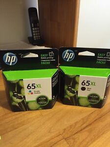 HP 65 Xl  Ink Catrages