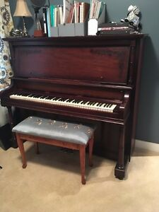 Free piano to good home